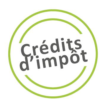Logo crédits d'impôt